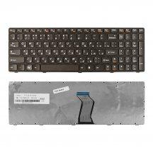 Клавиатура для ноутбука Lenovo IdeaPad B570, B570A, B570E, B570G, B575, B575A, B575G, B580, B580A, B580E, B580G, B590, B590A, V570, V570A, V570C, V570CA, V570G, V580, V580C, Z570, Z570A, Z575