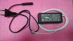 Блок питания для ноутбука Apple MacBook MagSafe 2 16.5V 3.65A 60W (чёрн.)