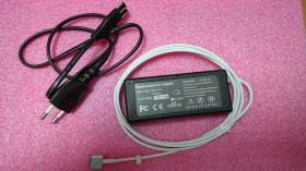 Блок питания для ноутбука Apple MacBook MagSafe 2 14.85V 3.08A 45W (чёрн.)