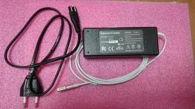 Блок питания для ноутбука Apple MacBook MagSafe 18.5V 4.6A 85W (чёрн.)