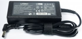 Блок питания LITEON для ноутбука Asus, Lenovo, Toshiba, DNS, MSI (5.5x2.5) 19V 3.42А