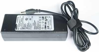 Блок питания (зарядное устройство, сетевой адаптер) для ноутбука Samsung (5.0x3.0 с иглой) 19V 4.74A