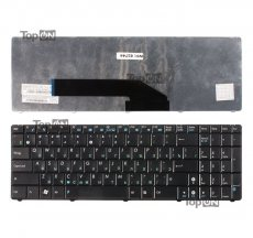Клавиатура для ноутбука Asus K50, K50C, K51, K60, K61, P50, K70, F52, X5DIJ, PRO5DIJ