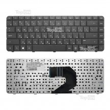 Клавиатура для ноутбука HP Pavilion g4-1000, g6-1000, g6-1002er, g6-1003er, g6-1004er, g6-1053er, g6-1109er, g6-1162er, g6-1210er, g6-1257er, g6-1258er, g6-1355er, Compaq CQ43, CQ57, CQ58, 630, 635, 650, 655