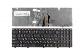 Клавиатура для ноутбука Lenovo G580, G580A, B580, B580A, G585, G585A, G780, Z580