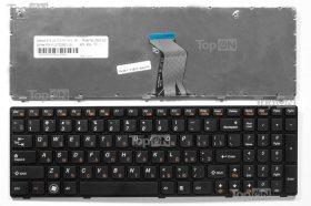 Клавиатура для ноутбука Lenovo IdeaPad G570, G570A, G570AH, G570G, G570GL, G575, G575A, G575G, G770, Z560, Z560A, Z565A