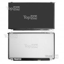 "LCD Матрица (экран, дисплей) для ноутбука 15.6"", WUXGA FHD 1920x1080, светодиодная (LED), уши верх-низ, совместима c N156HGE-EA1 B156HTN03.0 B156HAN01.2 N156HGE-EB1"